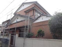 千葉県外壁塗装施工例施工前