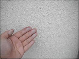 住宅塗り替えチョーキング
