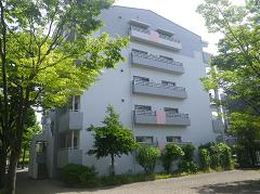 福岡県北九州市マンション外壁塗装施工後