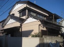 千葉県外壁塗装施工例施工後