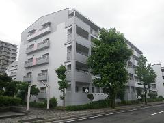 福岡県マンション外壁塗装施工後