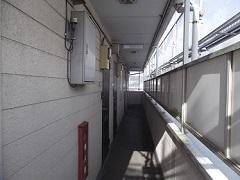 埼玉県アパート外壁塗装施工前