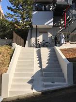 外壁塗装横浜市施工後4
