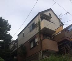 外壁塗装横浜市施工前2