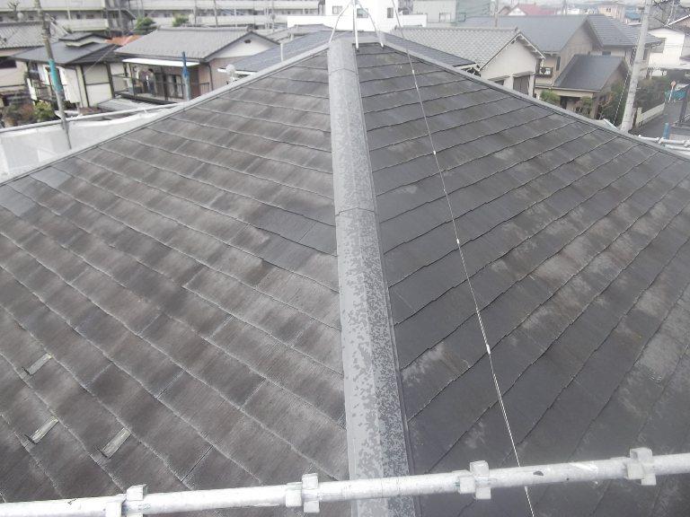 屋根塗装埼玉県越谷市施工前