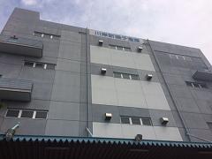 ビル外壁塗装神奈川県横浜市施工前