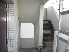 千葉県マンション外壁塗装施工前