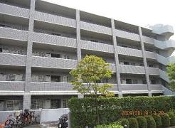 東京都世田谷区マンション外壁塗装施工前