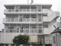 千葉県我孫子市マンション外壁塗装施工前