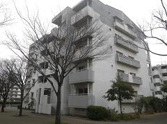 福岡県北九州市マンション外壁塗装施工前