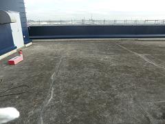 ビル外壁塗装神奈川県横浜市施工前1