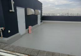 ビル外壁塗装神奈川県横浜市施工後1