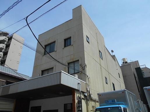 ビル外壁塗装東京都江東区