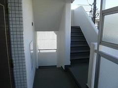 千葉県マンション外壁塗装施工後