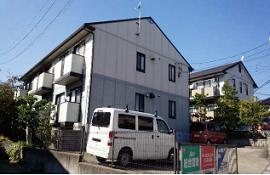 外壁塗装岡崎市施工前