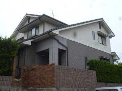 広島県広島市外壁塗装施工前