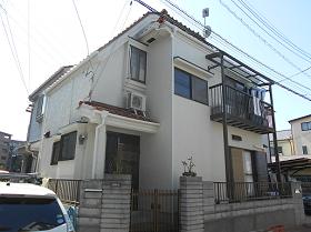 埼玉県越谷市外壁塗装施工後
