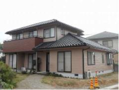 愛媛県外壁塗装施工後