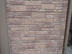 草加市外壁塗装施工前