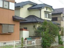 広島県外壁塗装施工後