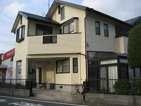 山口県下関市外壁塗装施工後