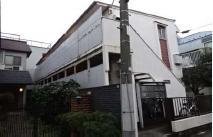 東京都目黒区外壁塗装施工前