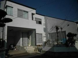 山口県山口市外壁塗装施工前
