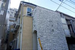 東京都中野区外壁塗装施工前