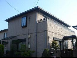広島県東広島市外壁塗装施工前