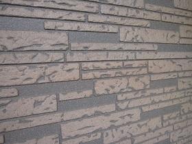越谷市外壁塗装施工前