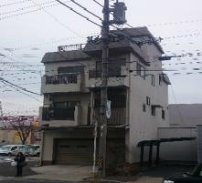 外壁塗装名古屋市施工前