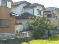 広島県外壁塗装施工前