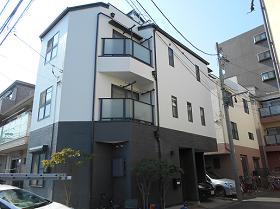 東京都江東区外壁塗装施工後