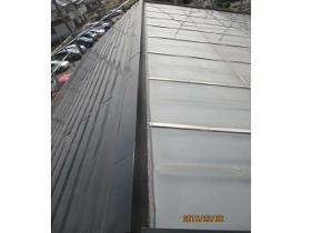 御殿場市屋根塗装施工後