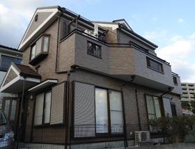 横須賀市外壁塗装施工後