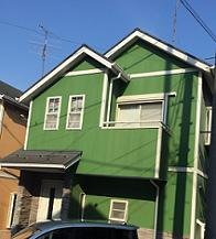 外壁塗装藤沢市施工前