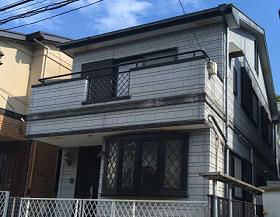 外壁塗装横須賀市施工前