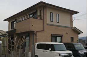 兵庫県加古川市外壁塗装施工前