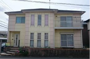 兵庫県加西市外壁塗装施工前