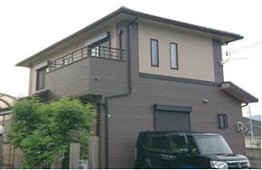 兵庫県加古川市外壁塗装施工後