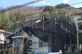 岡山市中区 外壁塗装 塗装前
