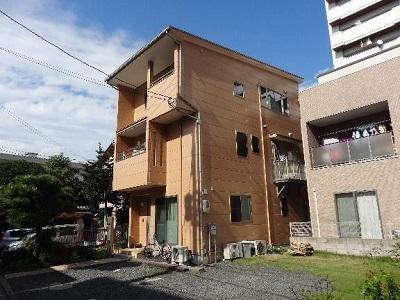 外壁塗装 広島市安佐南区古市 塗装後