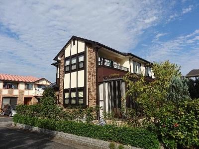 外壁塗装 広島市安佐南区塗装後