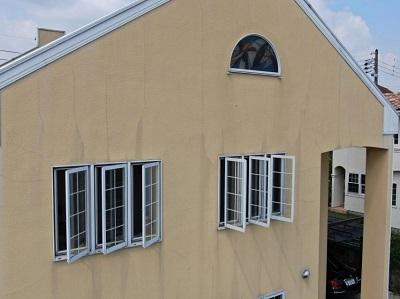 外壁塗装 木津川市塗装前