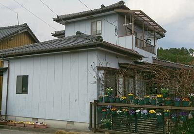 外壁塗装 佐賀県唐津市塗装前