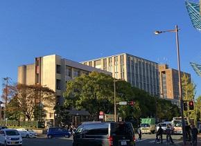 福岡大学商学部棟(外壁補修)