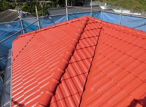 静岡市 屋根塗装